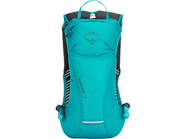 Osprey Kitsuma 1.5 Hydration Backpack Women, Azul petróleo/gris
